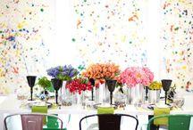 Party & Table Decor / by MISS Omni Media - Gabriella Khorasanee