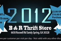 Coupons & Savings / by B & R Thrift Store