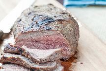 Roast Beast / Recipes marked Low Carb have no sugar. Sugar is sugar, that means no brown sugar, cane syrup, molasses, agave or honey. I usually leave out the sweetener anyway but you could substitute stevia. / by Connie | Diamond Fibers Yarn
