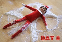 Elf on a Shelf ideas / by Melody Woodard