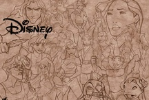Disney / by Esther Elliott