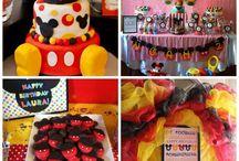 Hayden's birthday ideas!  / by Tiffany Lutz