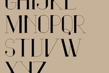 Graphic Design and Typography / by Andrea Karsesnick