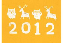 New Year / by My Owl Barn