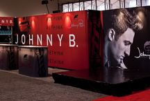 Sweet Tension Fabric Displays / Cool concepts, renderings and actual displays from our new manufacturer Triga from Australia. I like that it can convert into multiple items using the same hardware.  Cost effective and simple at the same time. / by Trade Show Emporium
