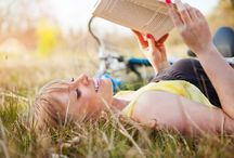 books to read / by Charlotte Bjarnason
