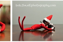 Elf on the shelf / by Amber Happold