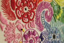 Embroidery and Samplers / by honeysmudge