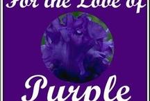 I <3 the Color Purple / by Jodi Leeper ºoº