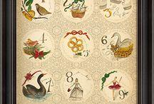 Christmas Everything / by Ann Farer Al-Hamdan