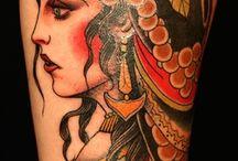 tattoos / by Taylor Sroka