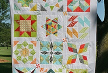 QUILTS: biographies – fabric, blocks / by Lucia Wilke