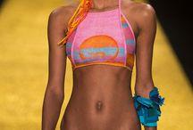 ::aLL wET::: swimwear,one piece, bikini / by Rochelle Junot