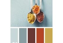 color scheme / by Jennifer Vogenthaler