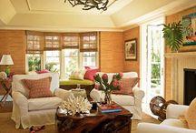 Florida home ideas / by Rhonda Hill