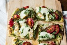 Gourmet Pizza / The best pizza recipes on Pinterest. / by Salt Traders