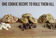 Cookies / by Tamzin Bennett