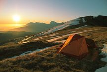 Backpacking / by Barefoot Jake - Olympic Photography