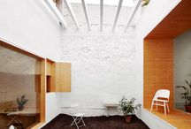 Architecture - Courtyards / by Tii Hari