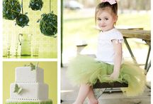Bithday ideas - kids  / by Shizelle Laatz Mack