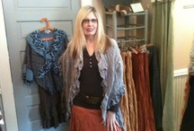 Eclectic Clothes / Random Arts features unique & funky clothing for women who want to express their creative side in what they wear.  It's for the woman who wants to look the part as well as be the creative person they are. / by Jane Powell