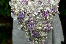 Brooch Bouquet / by Sherry Garland