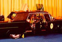 TV & Movie Cars / by Barris Kustom