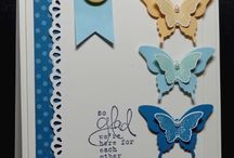 Stampin up cards / by Shell Bower