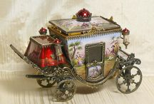 Music Boxes / by Carol Anderson