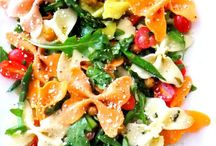 delish :: salads / by Katie M