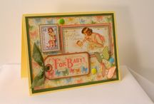 Baby Card Inspiration / by Patty Albertson