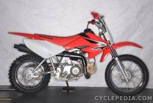 70 / Crf / by Jake Lee