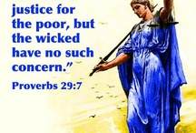 Caring for the Poor / Providing care for the needy. / by I ♥ Jesus Christ
