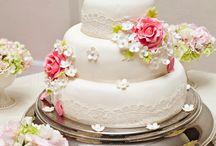Wedding cakes & beyond / by Nadiouchcka༺♥༻ Nadia O.