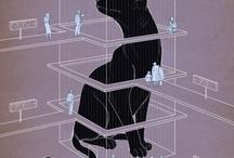 Gatos / by Danielle Moura