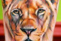 Animal Tattoos / by Inked Magazine