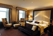 Rooms / by Seamill Hydro Hotel & Resort
