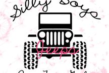 Jeep / by Samantha Woods
