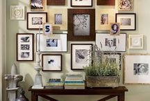 Gallery Walls / by Laurie B