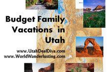 vacation ideas / by Lisa Morgan