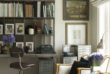 Home Office / by Mod Vintage Life {Nita Stacy}