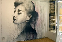 Amazing -- WALL and STREET ART / by Betty Clark