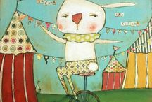 ART I love!!  / various cool ART by other favorite ARTISTS / by Amy Kubisiak Nieman