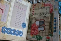 Journal pages / by Allie Greenwood
