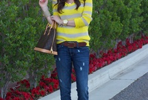 Casual outfit ideas  / by Doreen Campos