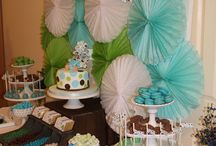 Kristines baby shower / by Constance Macewicz
