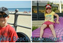 Virginia with Kids / Places to travel with kids in Virginia / by The Talking Suitcase