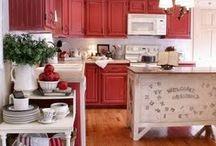 kitchen remodel ideas / by Jill Dahl