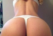 Female ass / by Nina Puella