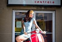 Scooter's en Motoren / by Aad Verheij